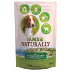 Iams Naturally Dog Adult New Sealand Lam & Rijst