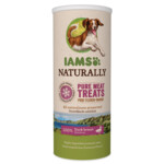 Iams Naturally Dog Freeze Dried Snacks Eend
