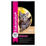 Eukanuba Kat Adult Healthy Digestion Lam - Lever