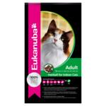 Eukanuba Kat Adult Hairball Control Kip - Lever