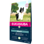 Eukanuba Dog Adult Small - Medium Lam - Rijst