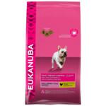 Eukanuba Dog Adult Small Gewichtsbeheersing Kip