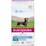 Eukanuba Dog Adult Medium Gewichtsbeheersing Kip