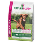 Eukanuba NaturePlus+ Hond Puppy & Junior Lam