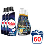 Robijn Perfect Match Waspakket Black Velvet