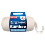 Lucovitaal Bamboe Nek Kussen Wit