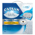 Catsan Active Fresh