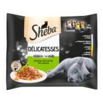 Sheba Delicatesse Selectie Van De Chef Gelei Multipack