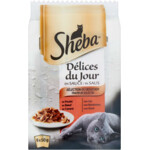 Sheba Delice Pouch Du Jour Traiteur Multipack