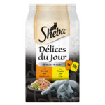 Sheba Delice Dujour Gevogelte Gelei Multipack