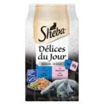 6x Sheba Delice Dujour Vis Gelei Multipack