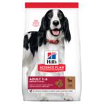 Hill's Canine Adult Medium Lam en Rijst