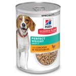 Hill's Canine Adult Perfect Weight Blik