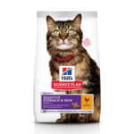 Hill's Feline Adult Sensitive Stomach & Skin  Kip