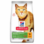 Hill's Feline Adult 7+ Youth Vitality Kip - Rijst