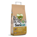 Sanicat Clean & Green Houtkorrel