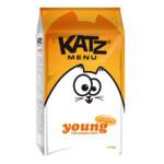 Katz Menu Young