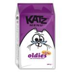 Katz Menu Oldies