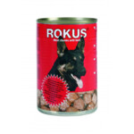 Rokus Hondenvoer Blik Rundvlees