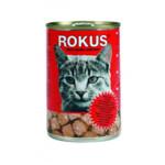 Rokus Kattenvoer Blik Rundvlees