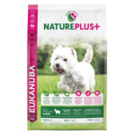 Eukanuba NaturePlus+ Hondenvoer Adult Small Lam