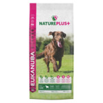 Eukanuba NaturePlus+ Hondenvoer Adult Large Lam