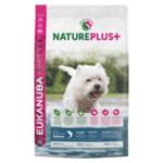 Eukanuba NaturePlus+ Hondenvoer Adult Small Zalm
