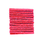 Munchy Stick 7-8mm Rood