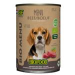 Biofood Organic Rund Menu