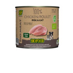 Biofood Organic Hond en Kat 100% Kip