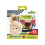 Furminator Furflex Shedling Giftbox Dog L