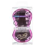 Zenner Duoo 2-in-1 Anti-Klit Haarborstel Roze