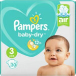 Pampers Baby Dry  Air Luiers Maat 3
