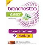 Bronchostop Bronchostop Direct Met Honing Hoestpastilles