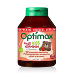 Optimax Multivitaminen Kids Aardbei