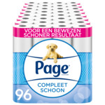 3x Page Toiletpapier Original