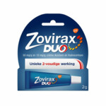 Zovirax Cream Duo