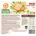 Cereal Maxi Brood 3 Zaden Glutenvrij En Lactosevrij