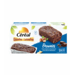 Cereal Brownies Chocolade en Hazelnoot