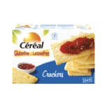 Cereal Crackers Glutenvrij En Lactosevrij