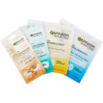 Garnier SkinActive Tissue Gezichtsmasker Party Prep & Recovery Pakket