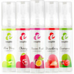 EasyGlide 5 Smaken Glijmiddel Proef Pakket