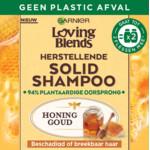 Garnier Loving Blends Honing Goud Shampoo Bar