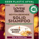 Garnier Loving Blends Gember Shampoo Bar