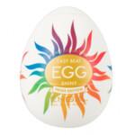 Tenga Egg Masturbator Shiny Pride Edition