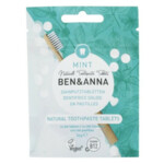 Ben & Anna Tandpasta Tabletten Naturel