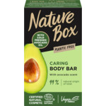 Nature Box Caring Avocado Body Bar