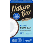 Nature Box Exotic Coconut Body Bar