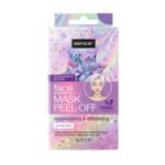 Sence Gezichtsmasker Peel-Off Glitter