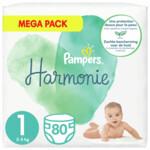 2x Pampers Harmonie Luiers Maat 1 (2-5kg)